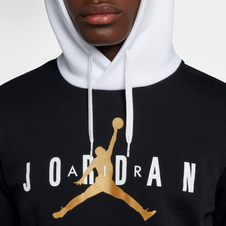 air-jordan-1-mid-black-gold-patent-hoodie-1