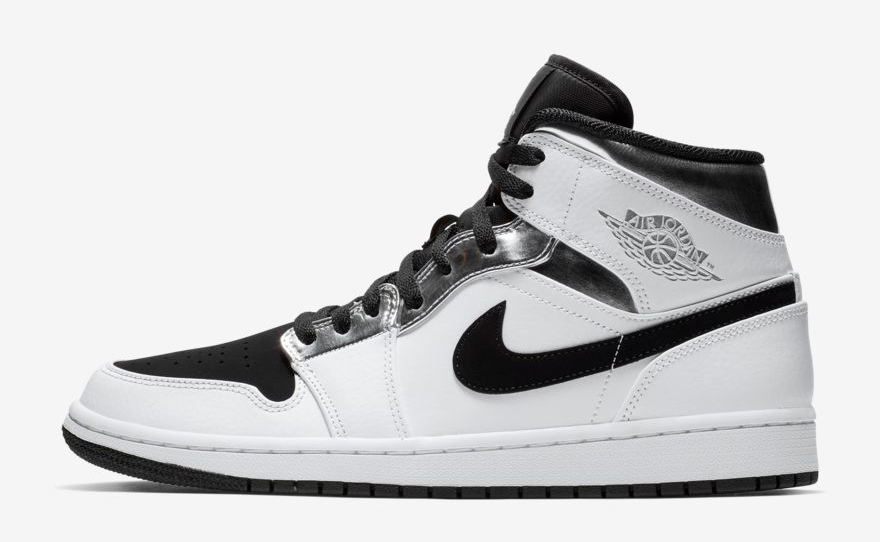 air-jordan-1-mid-white-black-silver-kawhi-release-date