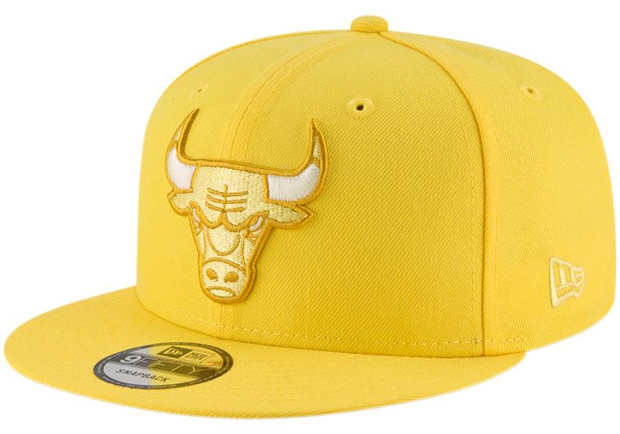 air-jordan-5-laney-bulls-snapback-hat-1