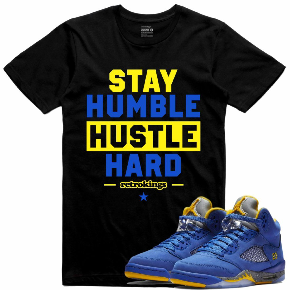 air-jordan-5-laney-sneaker-tee-shirt-retro-kings-4