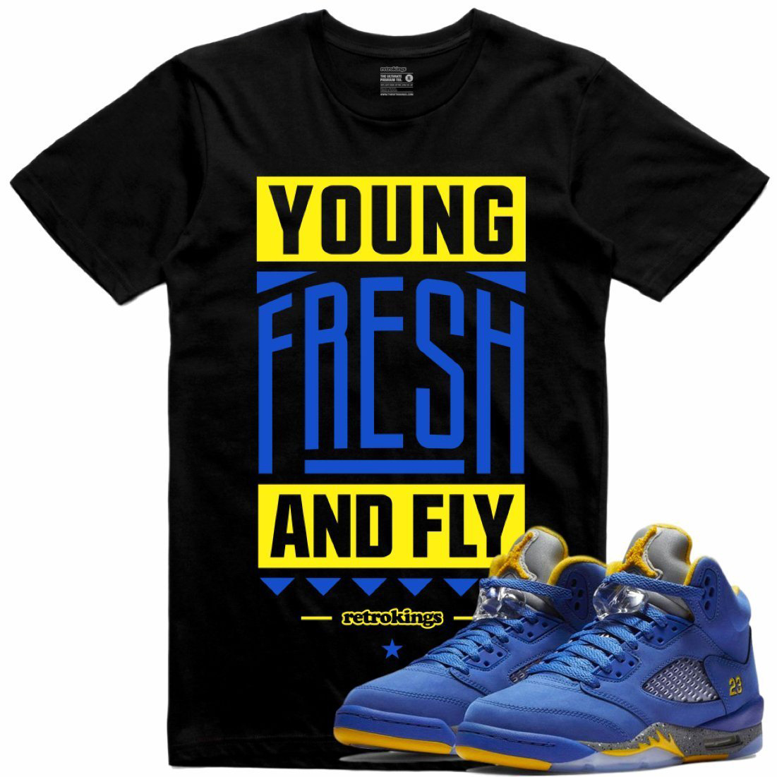 air-jordan-5-laney-sneaker-tee-shirt-retro-kings-5
