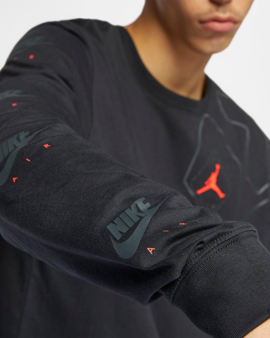 air-jordan-6-black-infrared-long-sleeve-shirt-8
