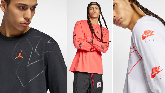air-jordan-6-black-infrared-long-sleeve-shirt