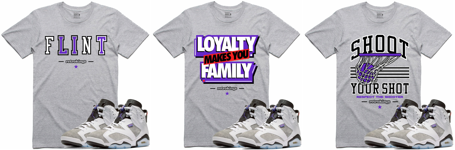 air-jordan-6-flint-grey-sneaker-tees-shirts-retro-kings