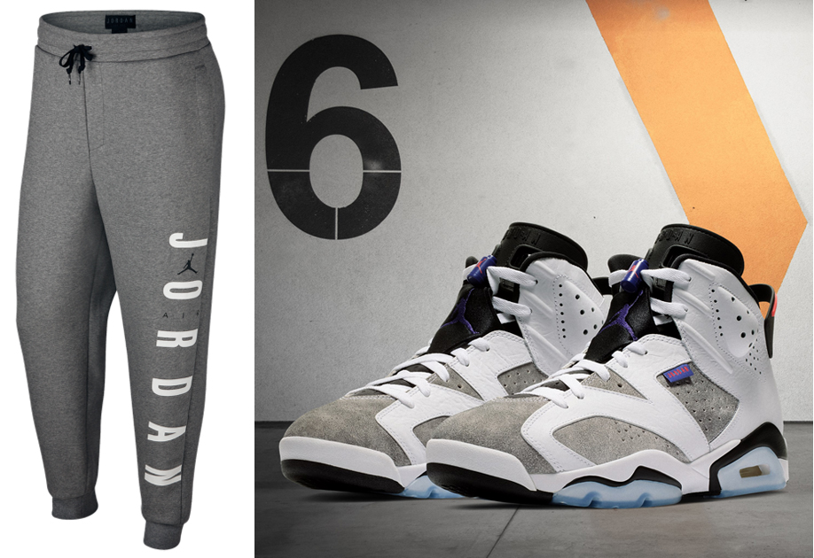 air-jordan-6-flint-jogger-pants-match
