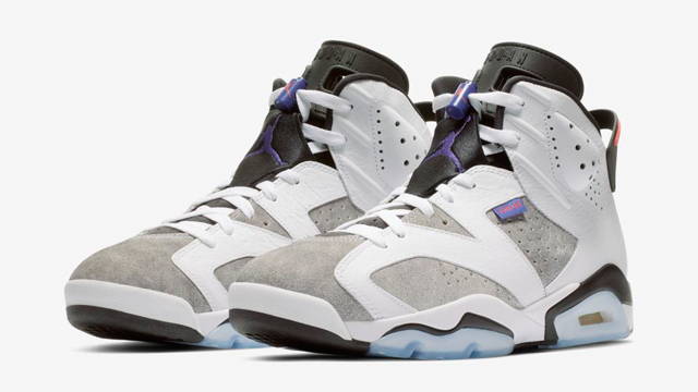 """timeless design b3a6a 7b5de The Air Jordan 6 """"Flint"""" sneakers have a release date set for January 12th,  2019. Borrowing a classic color scheme from the Air Jordan 7, but updating  the ..."""
