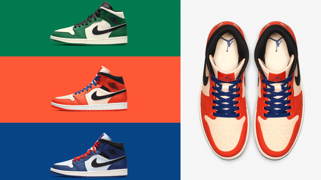 938cccf312e Jordan 1 Mid Formidable Foes Where to Buy