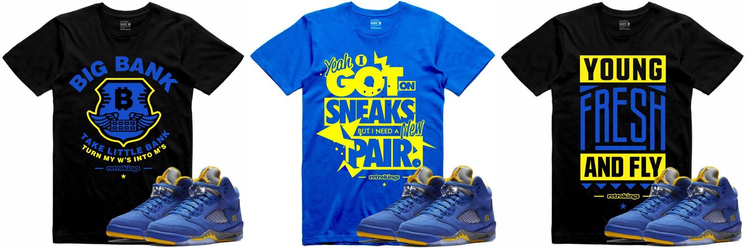 jordan-5-laney-sneaker-tees-shirts-retro-kings