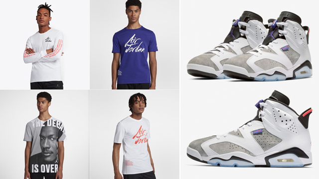 jordan-6-flint-grey-sneaker-match-tees-shirts