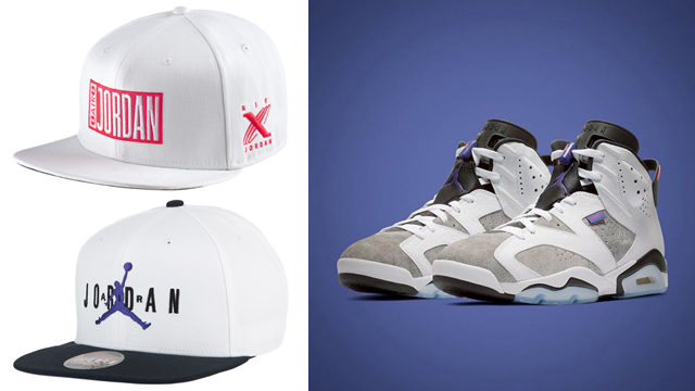 jordan-6-flint-snapback-caps-to-match