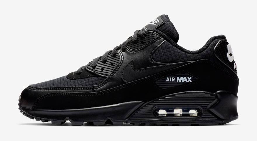 nike-air-max-90-black-ripstop-release-date