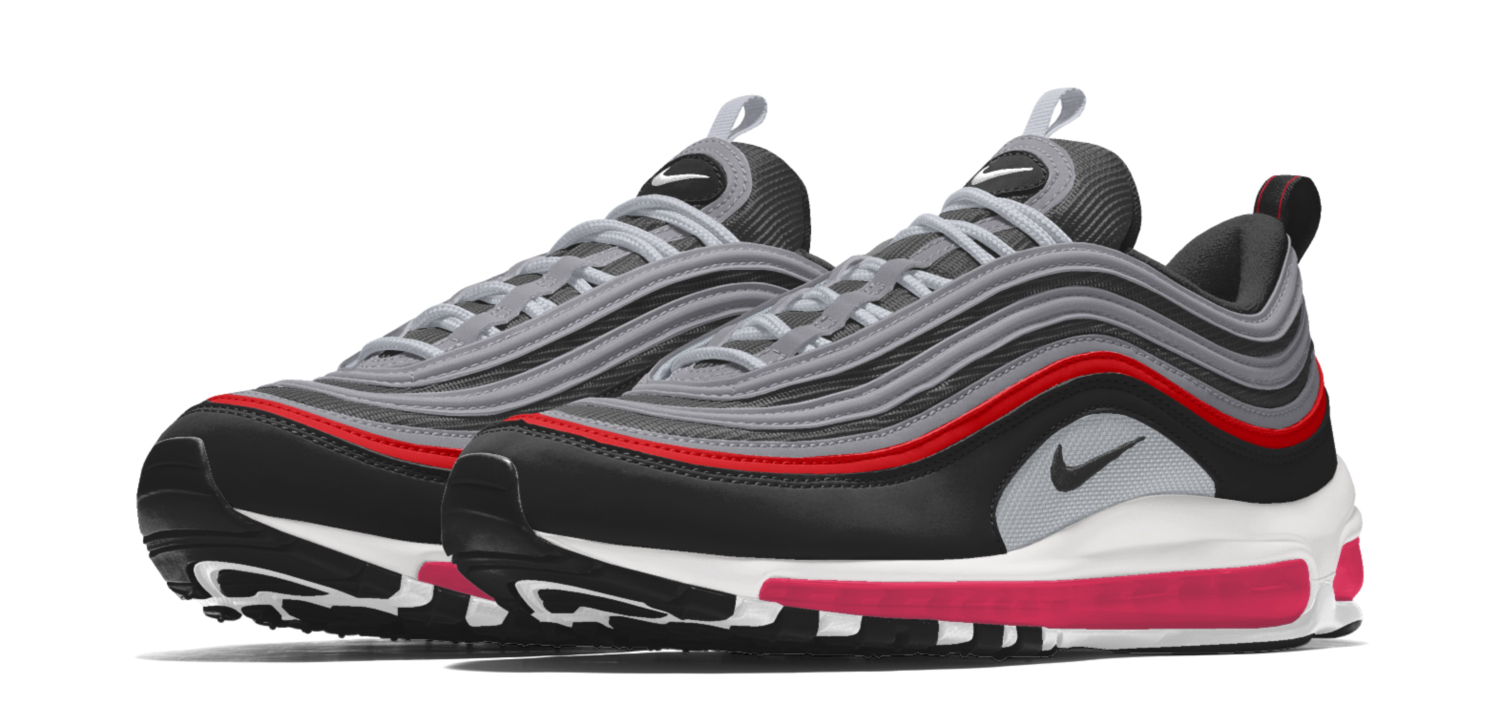 Nike Air Max 97 Available on NIKEiD |