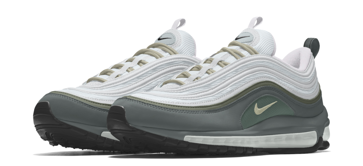 433f0f6282ce08 Nike Air Max 97 Available on NIKEiD