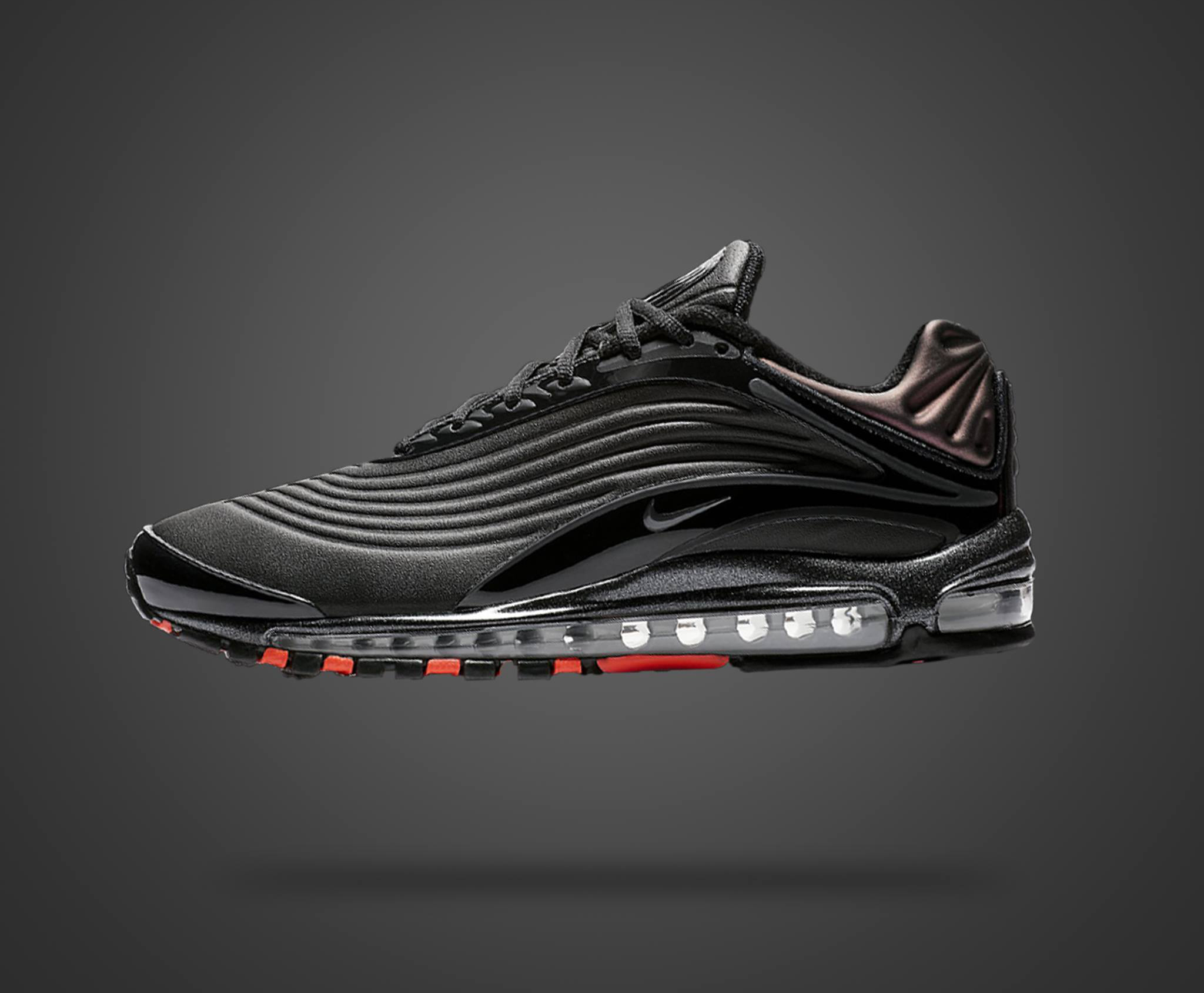 Nike Air Max Deluxe Black & White | Now Available | HAVEN