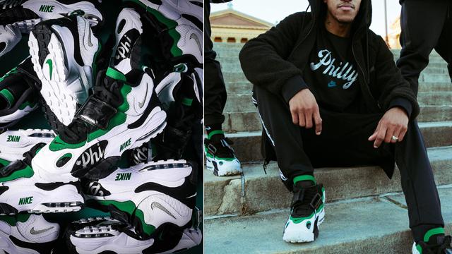 """f707df46f63 Nike Air Max Speed Turf City Pride """"Philadelphia"""" x Nike Philly T-Shirt"""