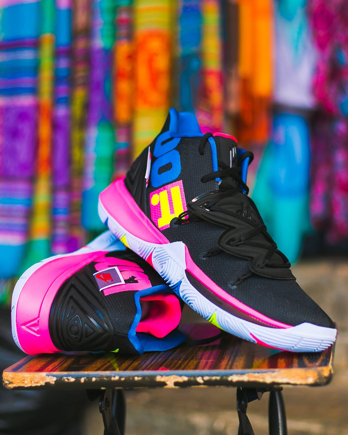 86a46d2027 Nike Kyrie 5 Just Do It Where to Buy