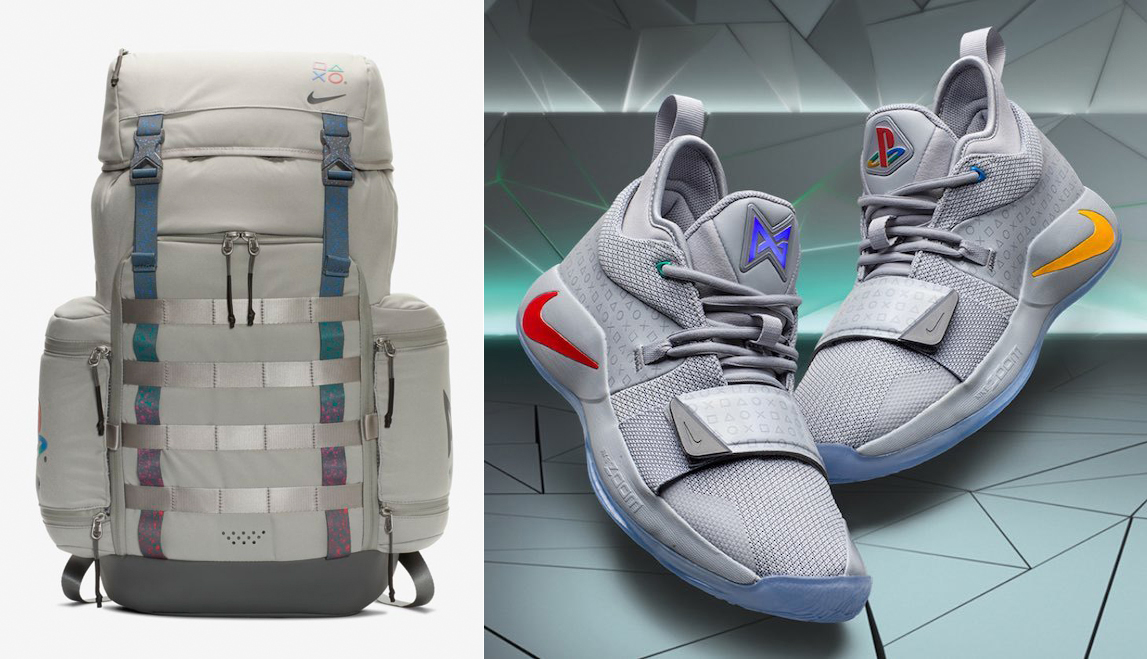 quality design 7b154 32e66 Nike PG Playstation Backpack | SneakerFits.com