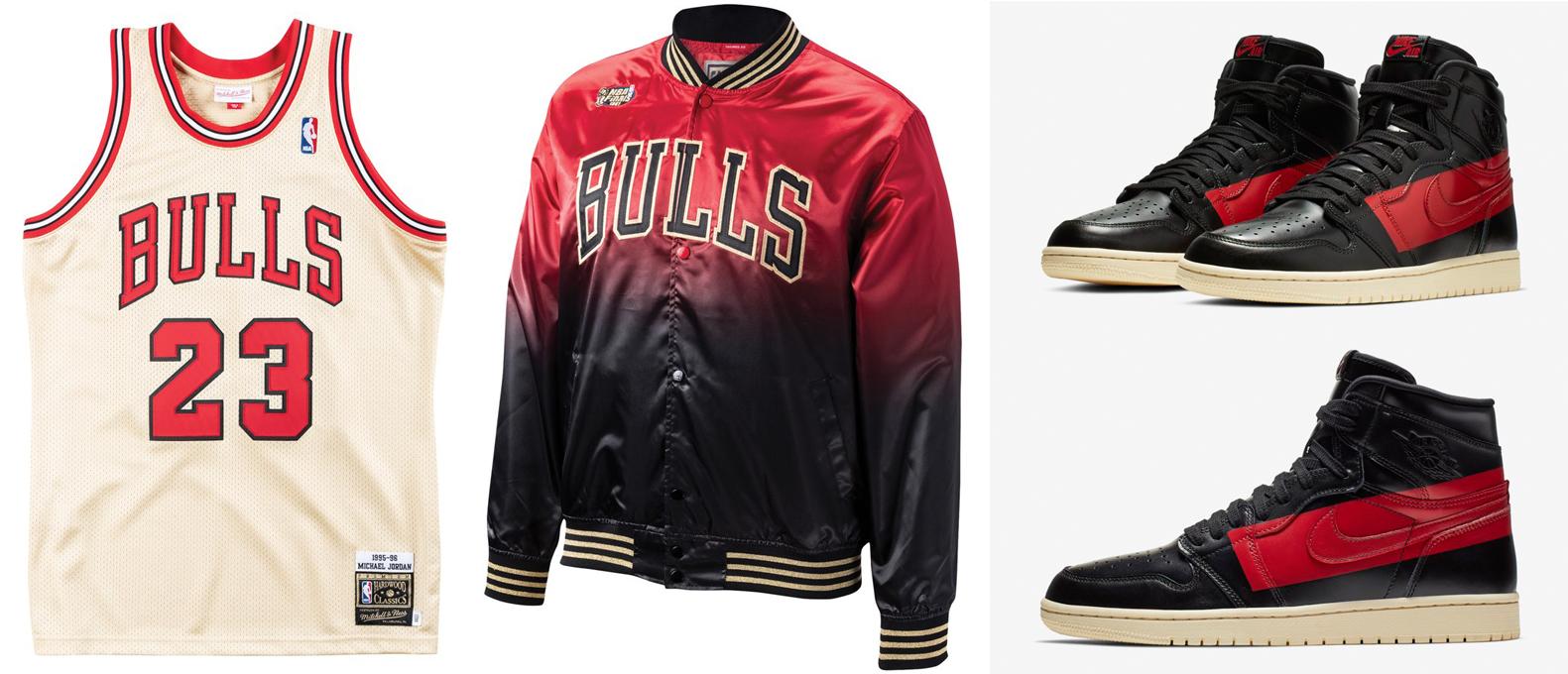 another chance authorized site unique design Air Jordan 1 Defiant Couture Clothing | SneakerFits.com