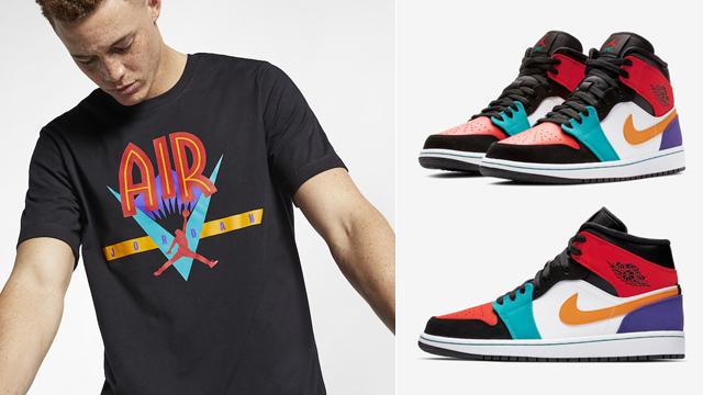 air-jordan-1-mid-multi-color-sneaker-tees