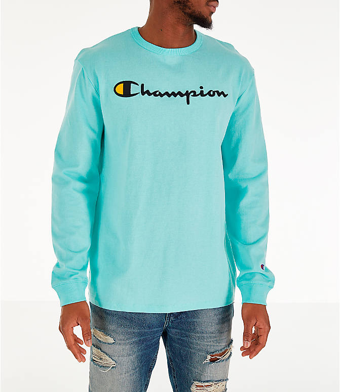 Jordan 1 Turbo Green X Champion Clothing Sneakerfits Com