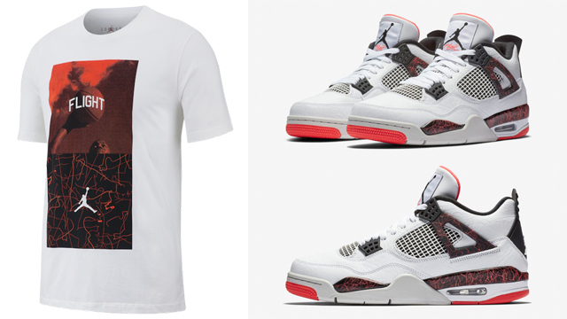 air-jordan-4-hot-lava-bright-crimson-tees