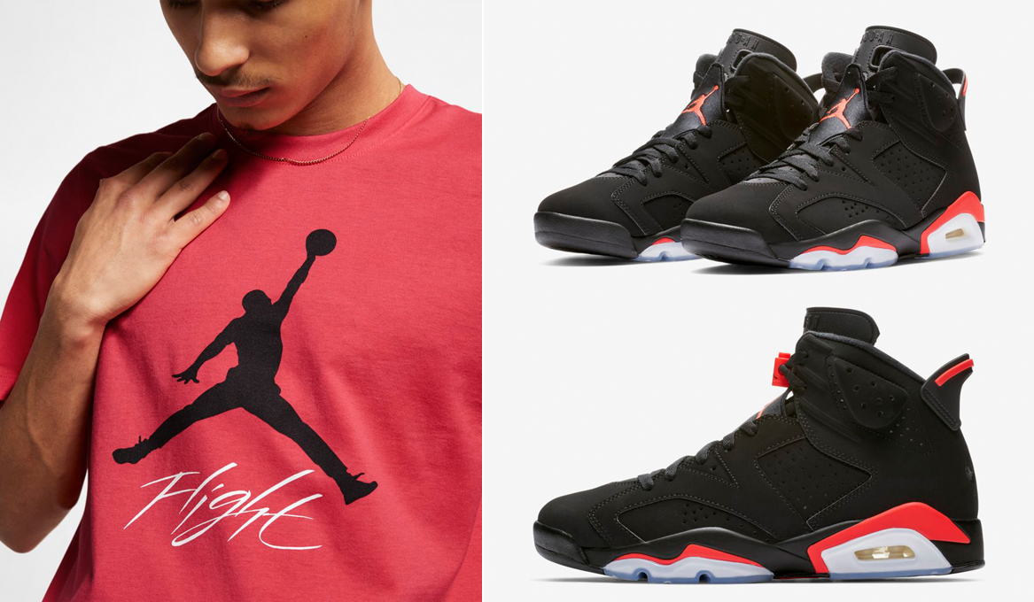 air-jordan-6-black-infrared-2019-shirt