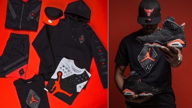 air-jordan-6-black-infrared-clothing-outfit-match