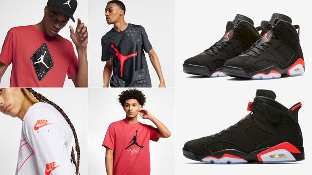 air-jordan-6-black-infrared-tees