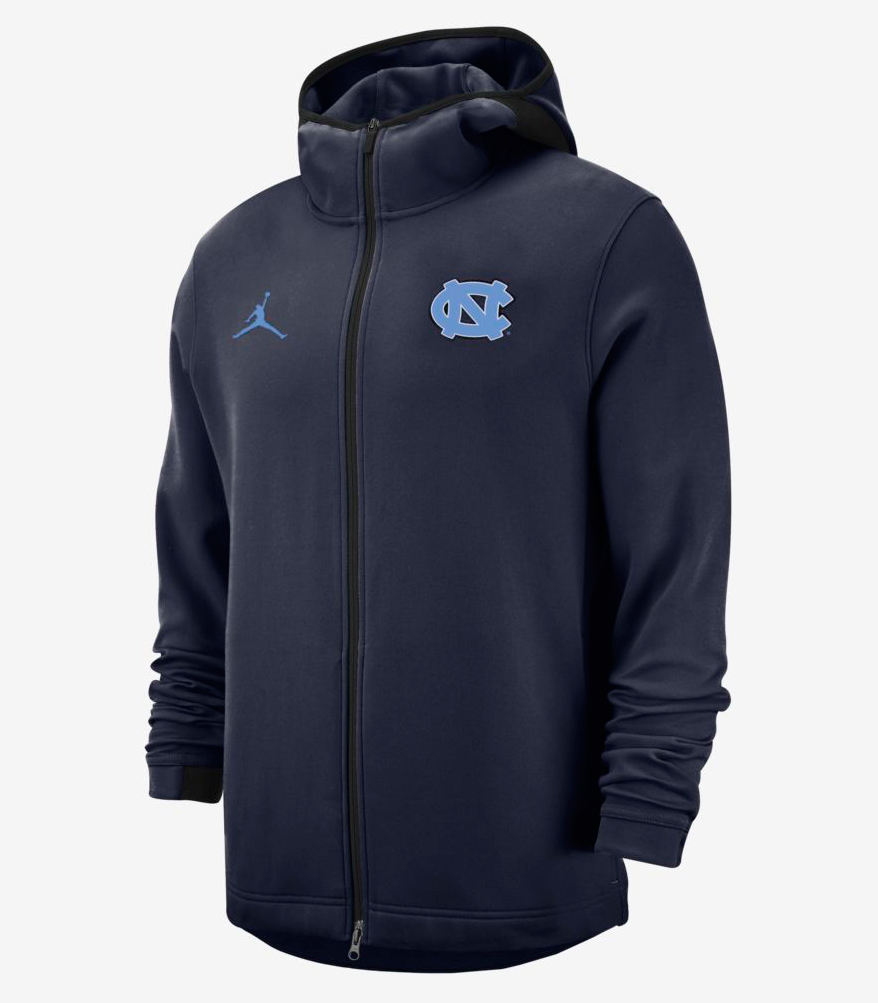aadb000b207110 Jordan North Carolina Showtime Hoodie