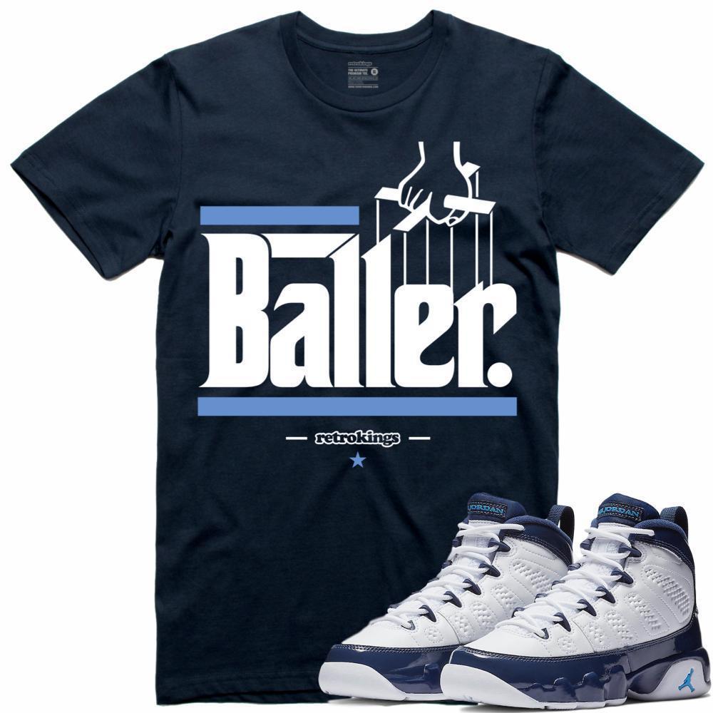 air-jordan-9-unc-sneaker-tee-shirt-1