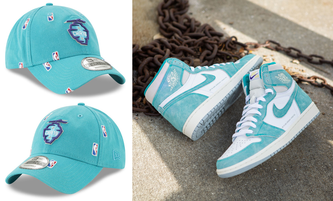 c9798c434bef67 Air Jordan 1 Turbo Green All Star Game Hat