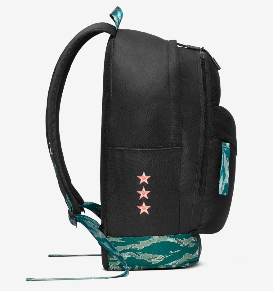 a8405ddfcbdc jordan-2019-nba-all-star-camo-infrared-backpack-. Jordan City of Flight  Backpack