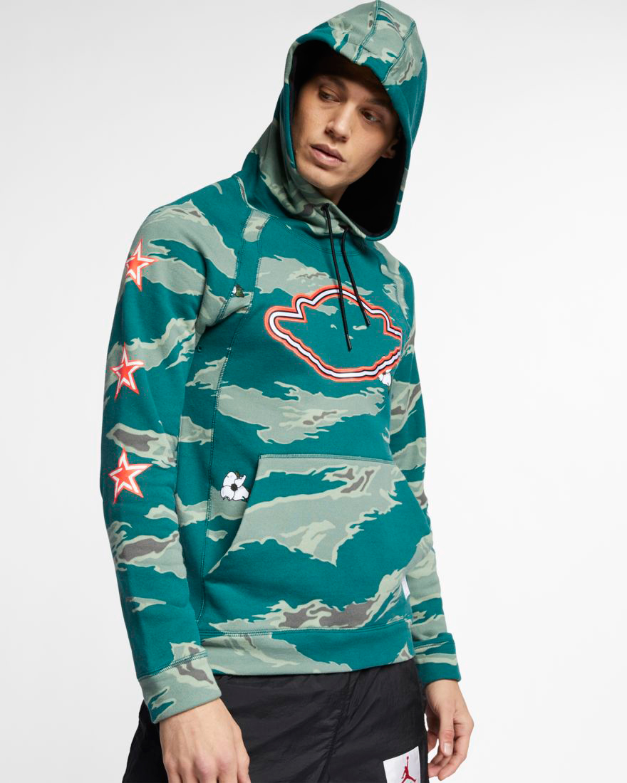 jordan-2019-nba-all-star-camo-infrared-hoodie-2