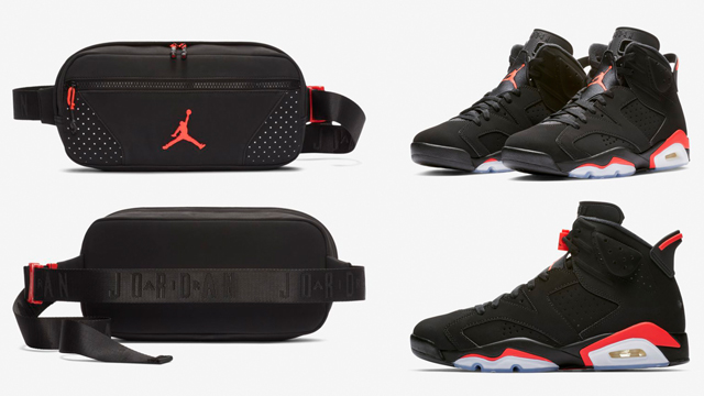 jordan-6-black-infrared-crossbody-bag