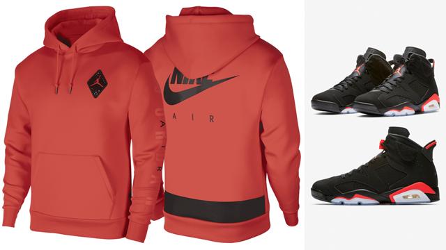 jordan-6-infrared-hoodie