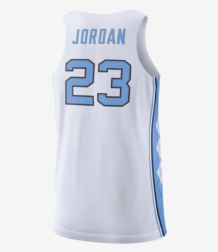 size 40 07983 91e0b Air Jordan 9 UNC Michael Jordan Jersey | SneakerFits.com