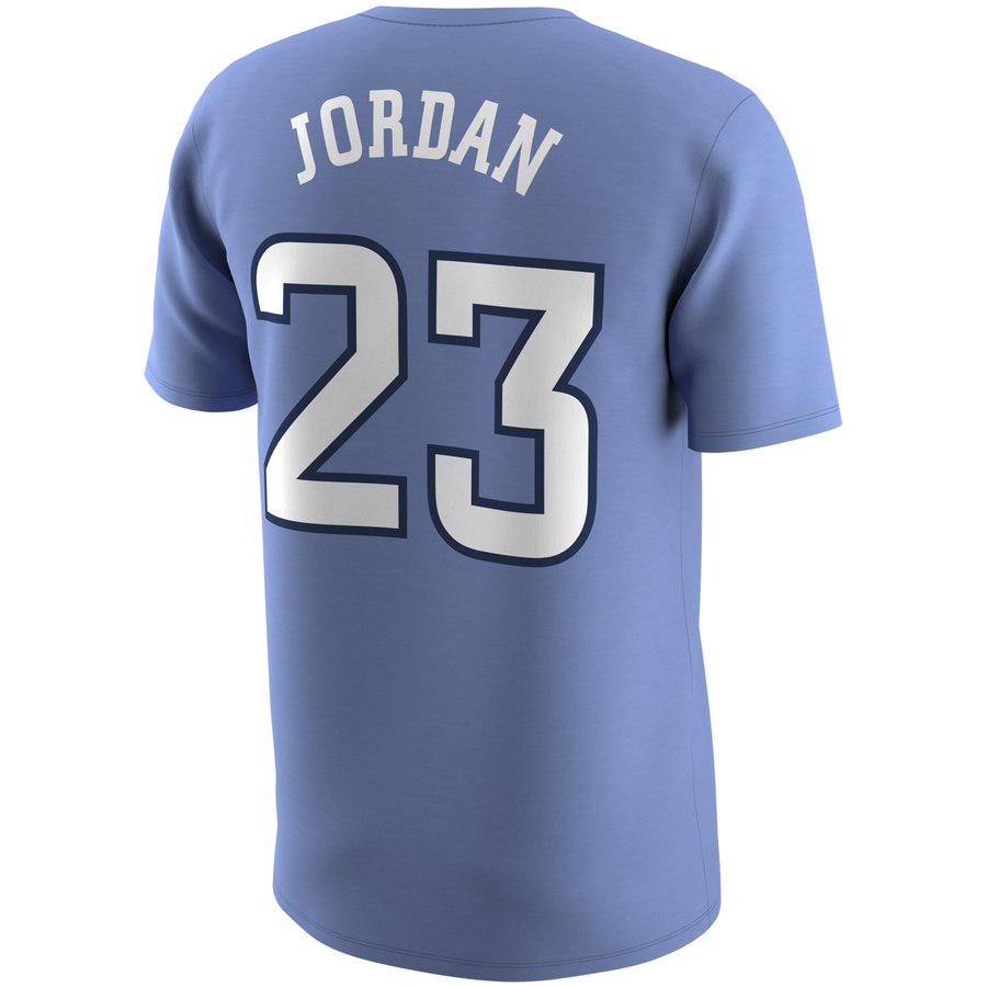 jordan-9-unc-tar-heels-michael-jordan-shirt-2