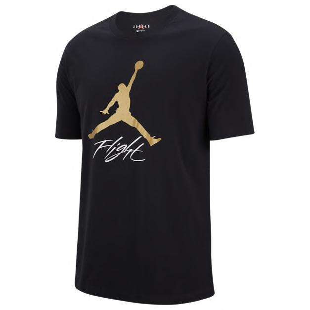 jordan-metallic-gold-black-shirt-2