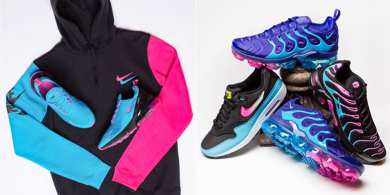 "low priced b0f69 3c4b8 Nike Sportswear ""City Brights"" Collection"