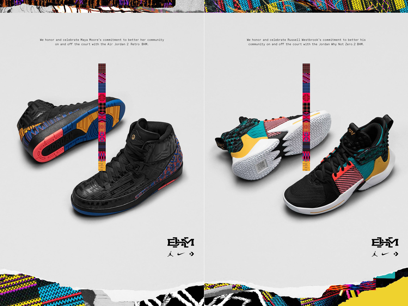 sports shoes 24baa 21290 Where to Buy the Jordan BHM 2019 Shoes | SneakerFits.com