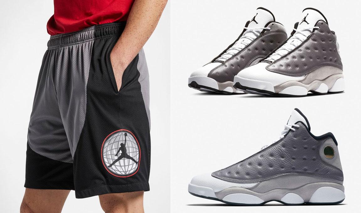 air-jordan-13-atmosphere-grey-shorts