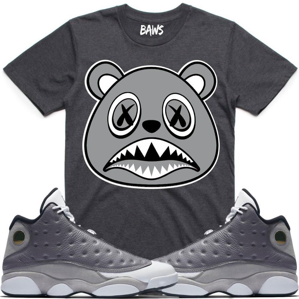 air-jordan-13-atmosphere-grey-sneaker-tee-shirt-baws-clothing