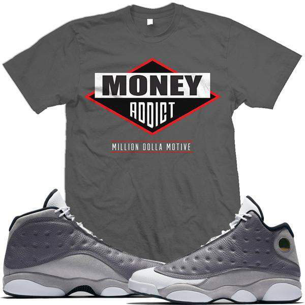 air-jordan-13-atmosphere-grey-sneaker-tee-shirt-match-2