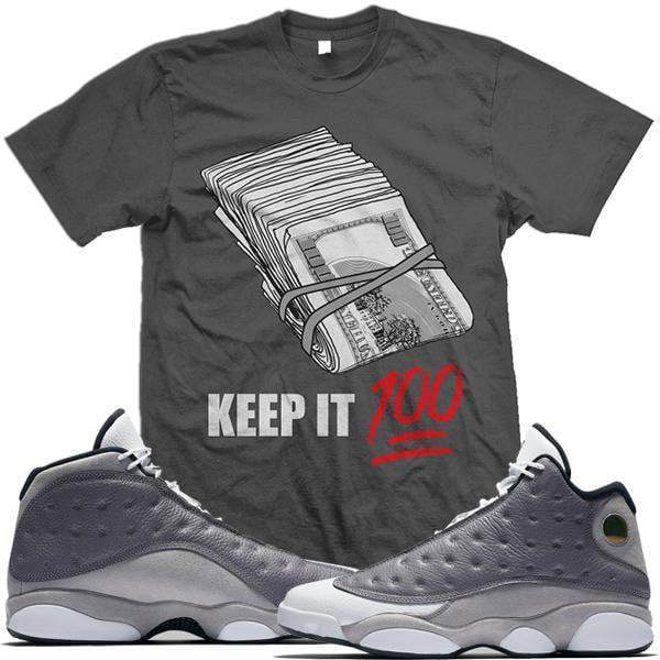 air-jordan-13-atmosphere-grey-sneaker-tee-shirt-match-3