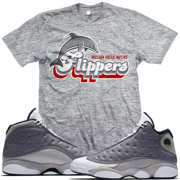 air-jordan-13-atmosphere-grey-sneaker-tee-shirt-match-5