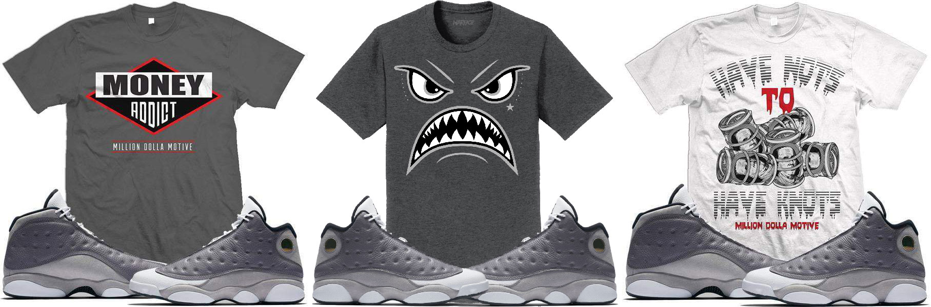 air-jordan-13-atmosphere-grey-sneaker-tees-shirts