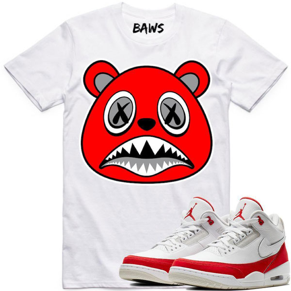 efbab0041b3a83 Air Jordan 3 Tinker Air Max 1 Sneaker Tees