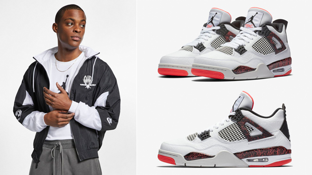 Air Jordan 4 Hot Lava Sneaker Outfits | SneakerFits.com