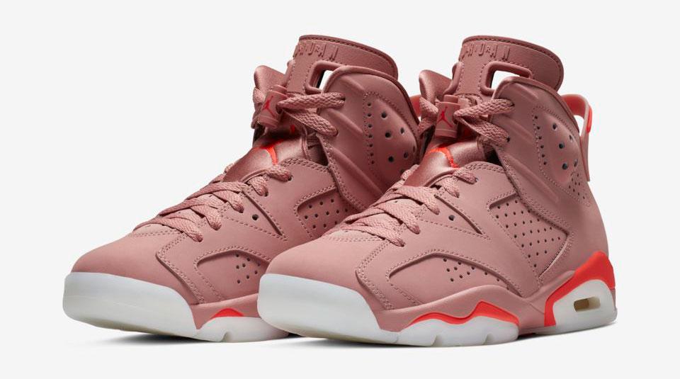 air-jordan-6-pink-aleali-may-clothing-outfits