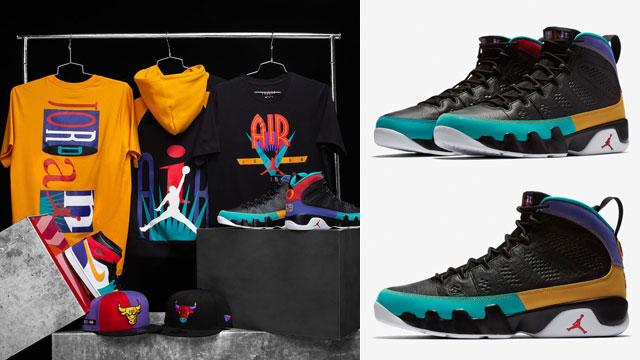 "b478398dcce6 Air Jordan 9 ""Dream It Do It"" Nostalgia Collection"